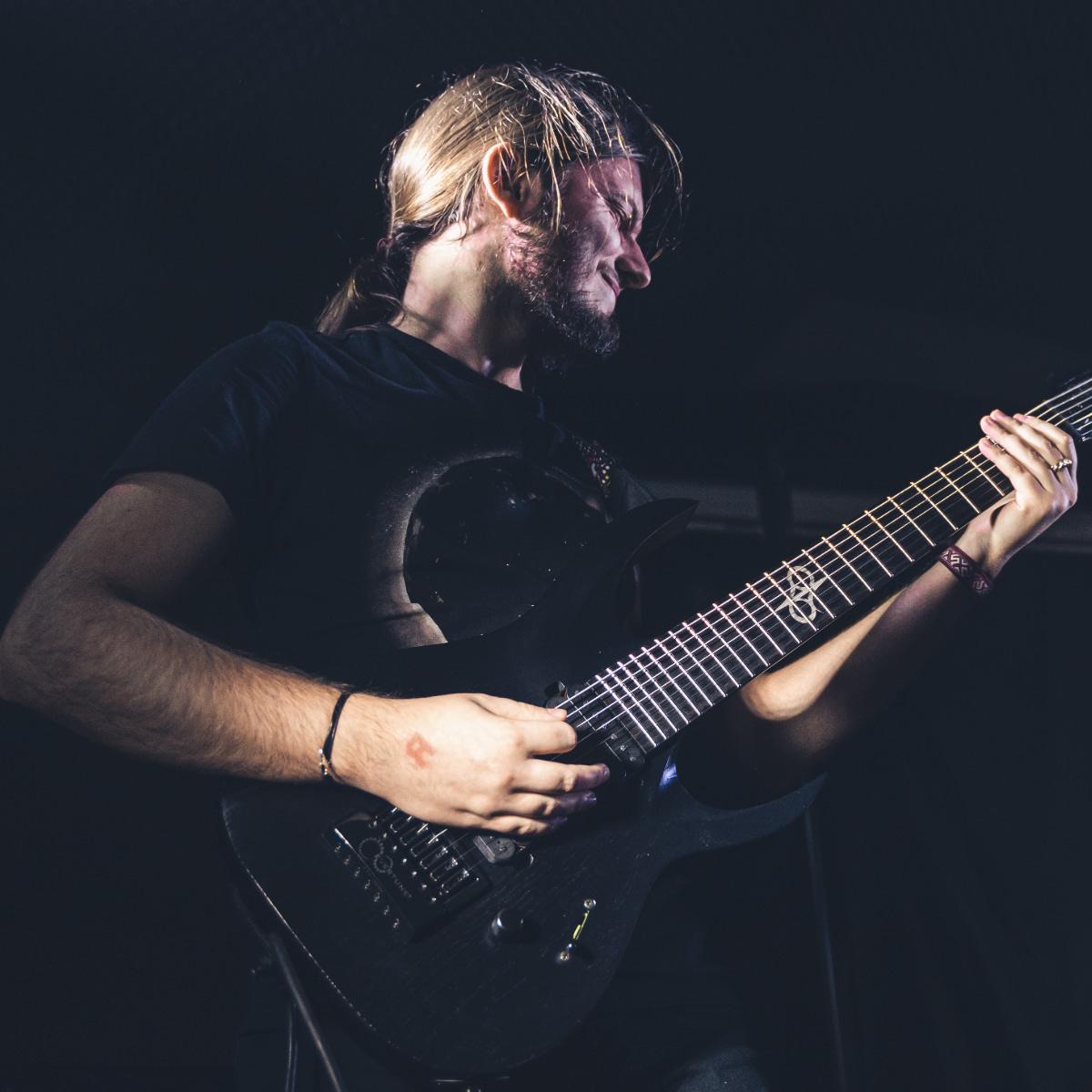 Toms Gaļinauskis - OGHRE - Guitar