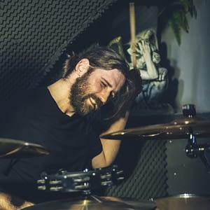 Normunds Balodis - OGHRE - drums
